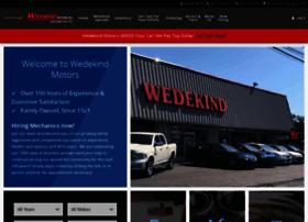 wedekindcars.com