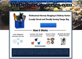 wedelivergroceries.com