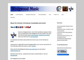 wedgwoodmusic.com