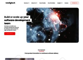 wedigtech.com