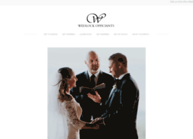 wedlockofficiants.com