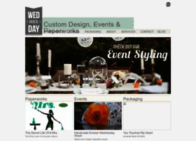 wednesdaycustomdesign.com