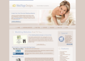 wedpagedesigns.com