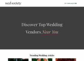 wedsociety.com