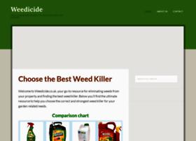 weedicide.co.uk
