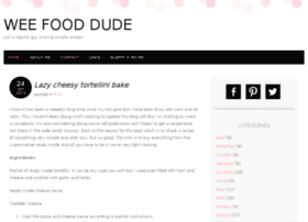 weefooddude.wordpress.com