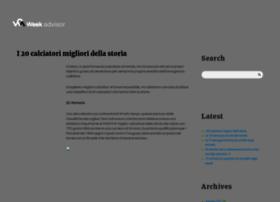 weekadvisor.com