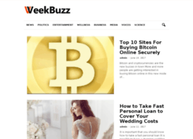weekbuzz.com