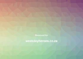 weekdayheroes.co.za