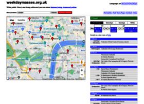 weekdaymasses.org.uk