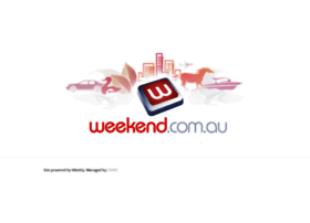 weekend.com.au