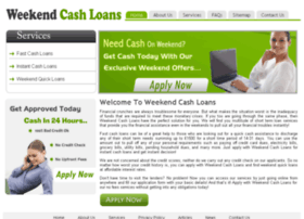 weekendcashloans.co.uk
