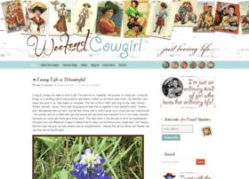 weekendcowgirl.com