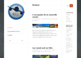 weekendeconome.fr