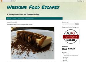 weekendfoodescapes.blogspot.com.au