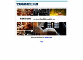weekendhotel.nl