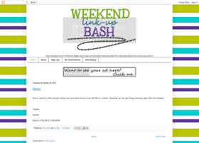 weekendlinkupbash.blogspot.com