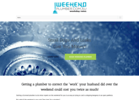 weekendplumber.com.au