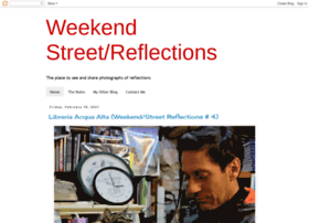 weekendreflection.blogspot.com