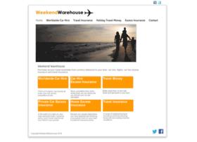 weekendwarehouse.co.uk