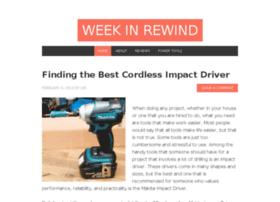 weekinrewind.com