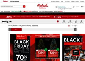 weeklyad.michaels.com