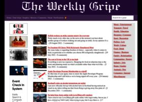 weeklygripe.co.uk