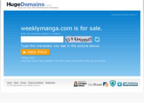weeklymanga.com