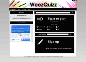 weezquizz.com