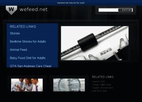 wefeed.net