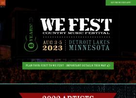 wefest.com