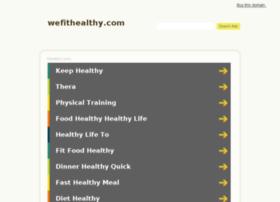 wefithealthy.com