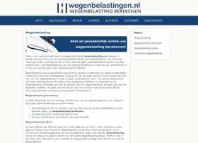 wegenbelastingen.nl