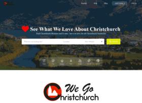 wegochristchurch.com