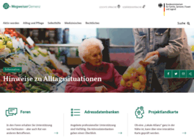 wegweiser-demenz.de