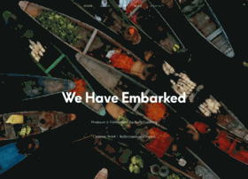 wehaveembarked.com