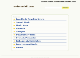 weheardall.com