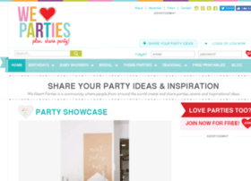weheartparties.com