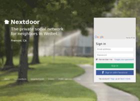 weibel.nextdoor.com