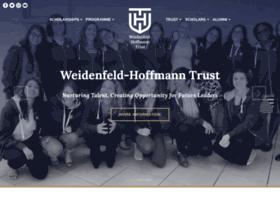 weidenfeldhoffmann.org
