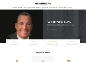 weidnerlaw.com