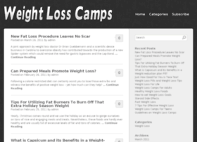Weight Loss Camps
