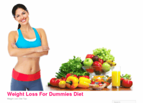 weight-loss-for-dummies-diet.com