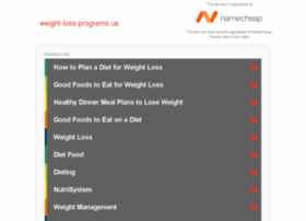 weight-loss-programs.us