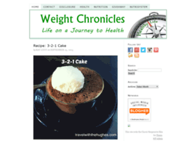 weightchronicles.com
