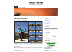 weightfordeb.wordpress.com