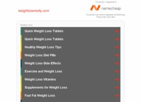 weightlosereally.com