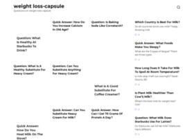 weightloss-capsule.com