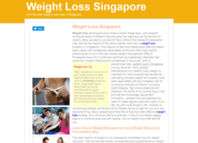 weightloss.insingaporelocal.com