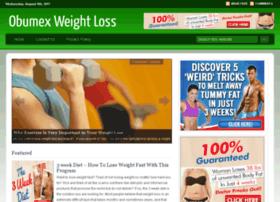 weightloss.obumex.com